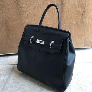 CATHERINE MALANDRINO Mia Faux Leather Backpack